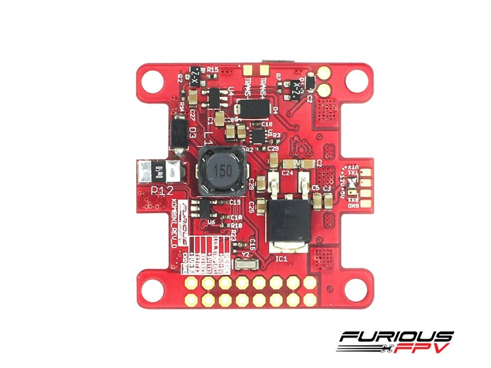 Furious KOMBINI Flight Controller - The Perfect Synergy Awaits - DShot 600 Version - Pic 3