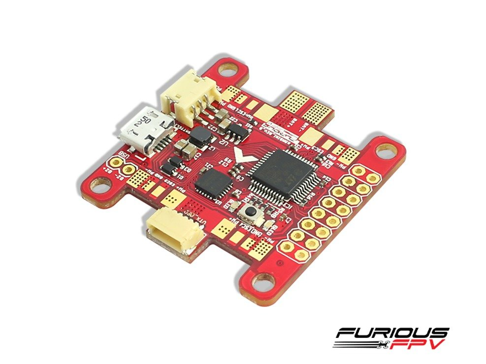 Furious KOMBINI Flight Controller - The Perfect Synergy Awaits - DShot 600 Version - Pic 1