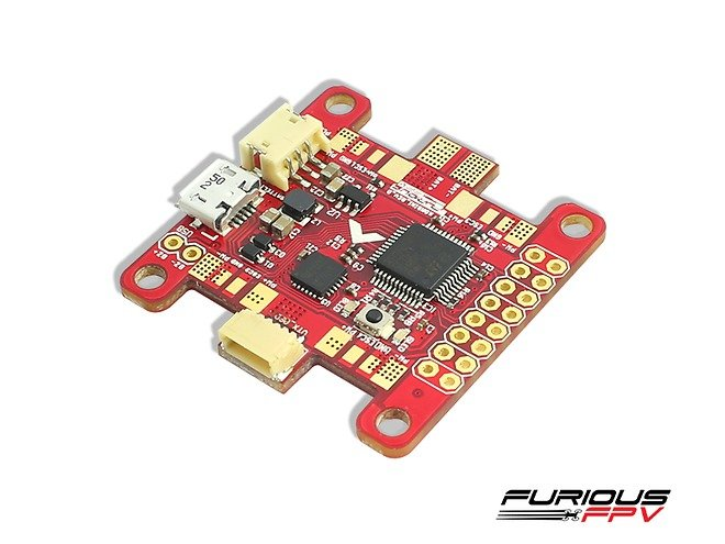 Furious KOMBINI Flight Controller - The Perfect Synergy Awaits - DShot 600 Version