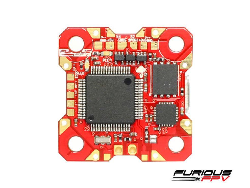 Furious FPV PIKO F4 16MB Black Box Flight Controller - Pic 3