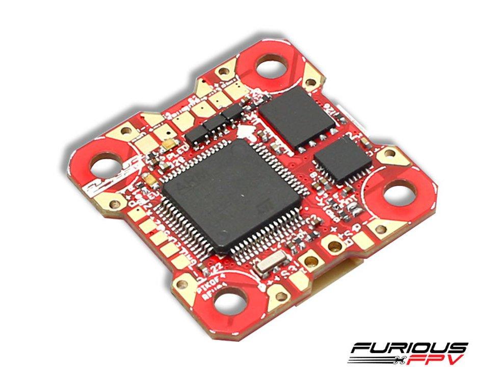 Furious FPV PIKO F4 16MB Black Box Flight Controller - Pic 1
