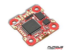 Furious FPV PIKO F4 16MB Black Box Flight Controller