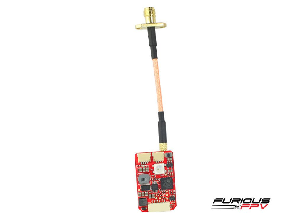 Furious FPV Stealth Long Range 5.8 GHz VTX FPV Video Sender - Pic 1