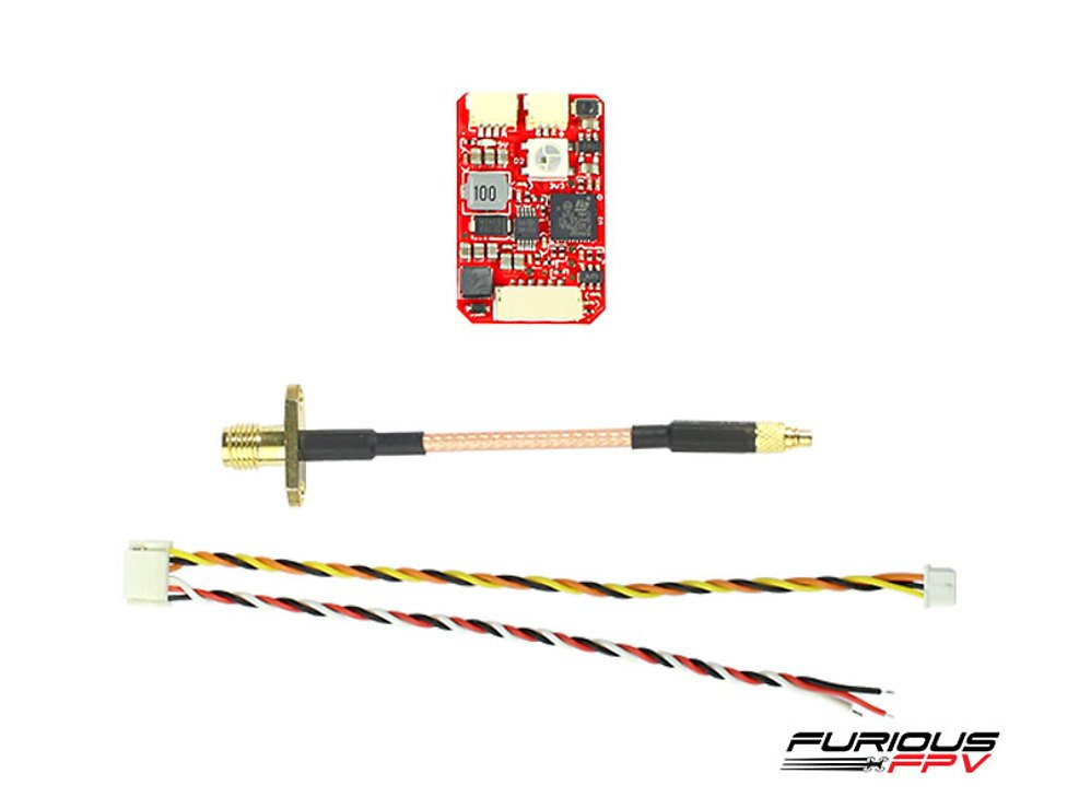 Furious FPV Stealth Long Range 5.8 GHz VTX FPV Video Sender - Pic 3