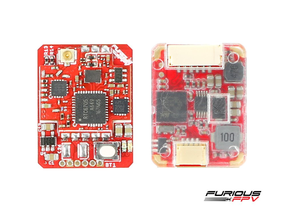 Furious FPV Stealth Race VTX  Race V3 Video Sender und Bluetooth Modul - Pic 2