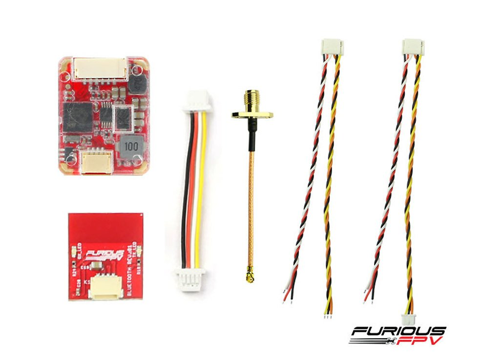 Furious FPV Stealth Race VTX  Race V3 Video Sender und Bluetooth Modul - Pic 3