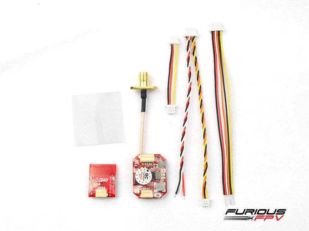 Furious FPV Stealth Race 5.8 GHz VTX FPV Video Sender + Bluetooth Modul - Pic 2
