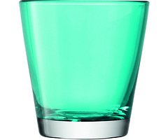 LSA Becherglas Asher 340ml türkis