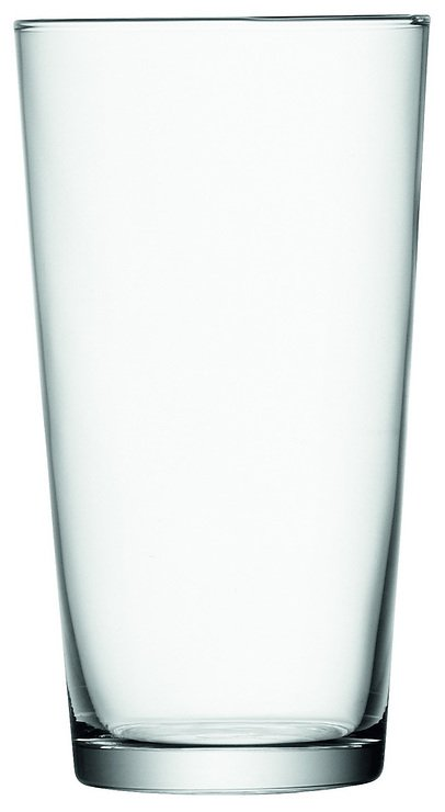 LSA Wasserglas Gio Tumbler klar 320ml - Pic 2