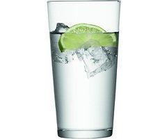 LSA Wasserglas Gio Tumbler klar 320ml