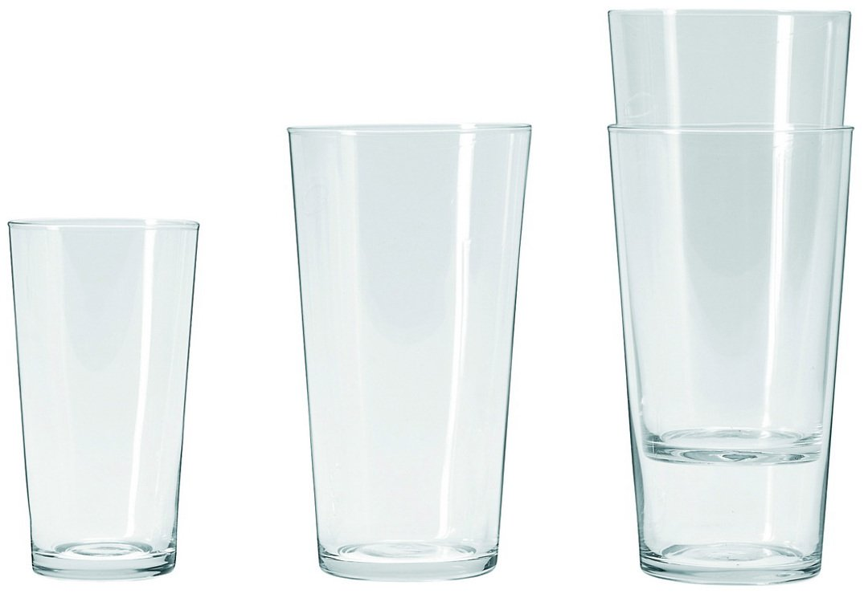 LSA Wasserglas Gio Tumbler klar 320ml - Pic 3