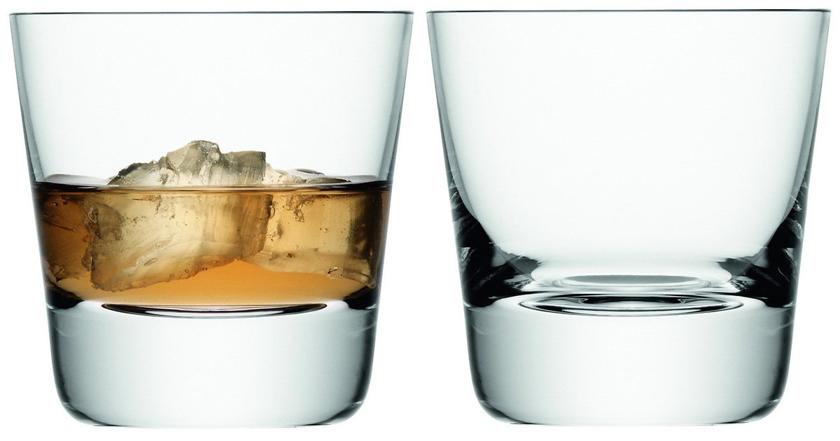 LSA Whiskyglas Madrid 2er Set klar 270ml - Pic 1