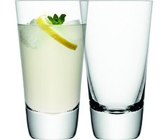 LSA Longdrinkglas Madrid 2er Set klar 440ml