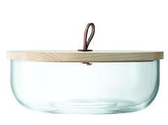 LSA Glasbehälter mit Deckel Ivalo 11cm