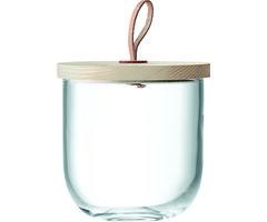 LSA Glasbehälter mit Deckel Ivalo 15cm
