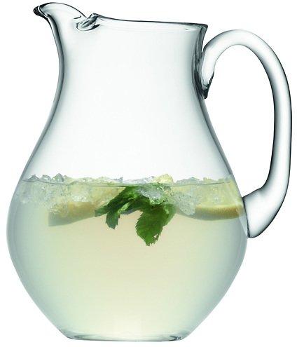 LSA Wasserkaraffe Bar klar 2,65l