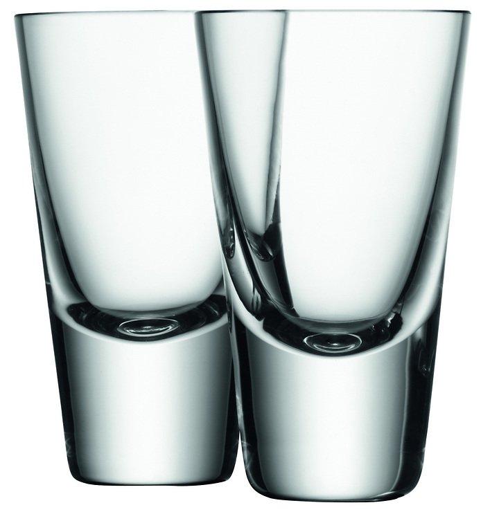 LSA Wodkaglas Bar 4er Set klar 100ml - Pic 2
