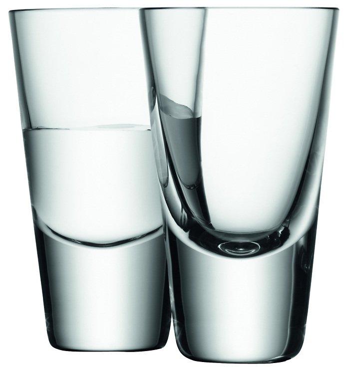 LSA Wodkaglas Bar 4er Set klar 100ml - Pic 3