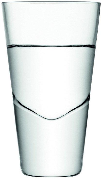 LSA Wodkaglas Bar 4er Set klar 100ml - Pic 4
