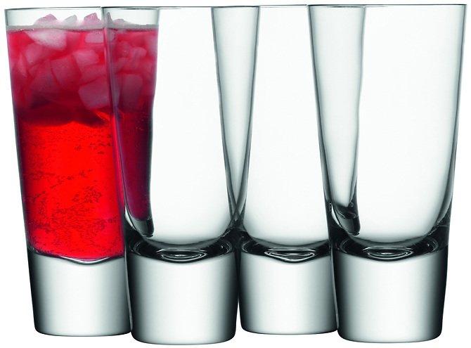 LSA Longdrinkglas Bar 4er Ser klar 315ml