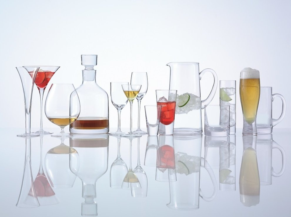 LSA Longdrinkglas Bar 4er Ser klar 315ml - Pic 5