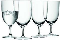 LSA Wasserglas Wine 400ml klar 4er Set