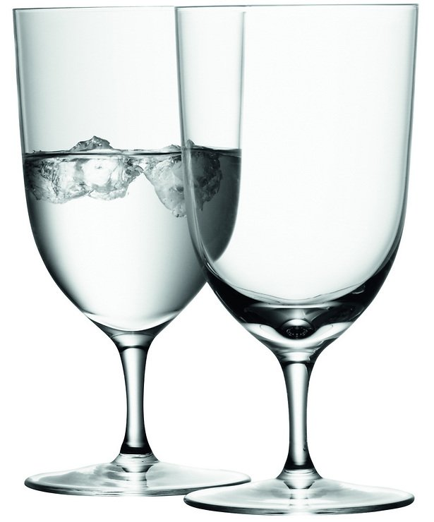 LSA Wasserglas Wine 400ml klar 4er Set - Pic 2