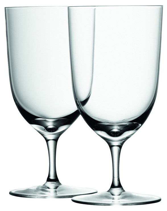 LSA Wasserglas Wine 400ml klar 4er Set - Pic 4