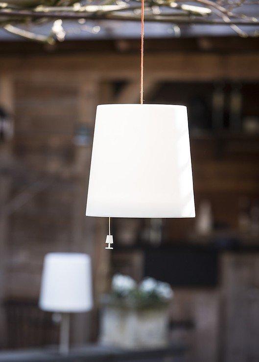 Gacoli Hängeleuchte Checkmate Pendant No.2 Solarlampe - Pic 1