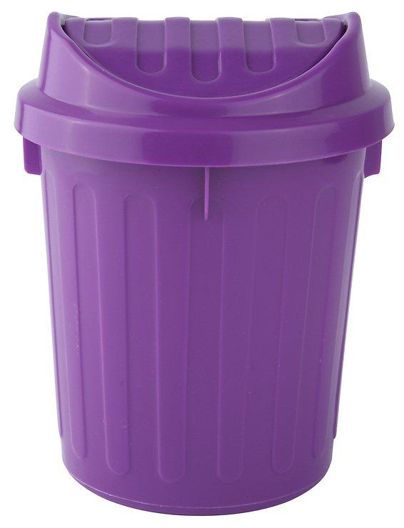 Galzone Tischeimer Kunststoff lila - Pic 1