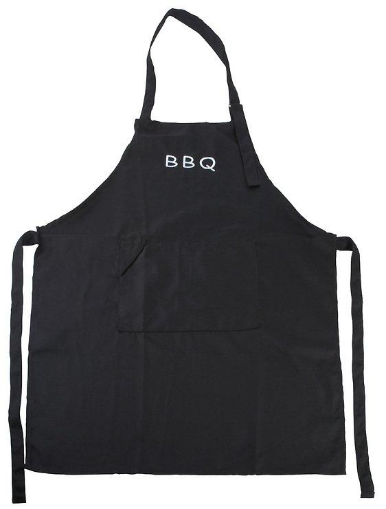 Galzone Kochschürze BBQ schwarz - Pic 1