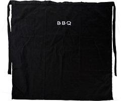 Galzone Kochschürze BBQ schwarz kurz
