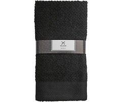 Galzone Handtuch Baumwolle 50x100cm 400g schwarz