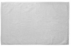 Galzone Badematte Baumwolle 80x50cm 750g weiß