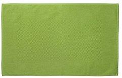Galzone Badematte Baumwolle 80x50cm 750g grün
