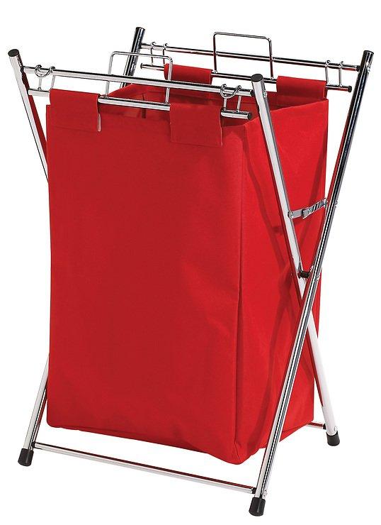 galzone w schekorb mit chromgestell rot kaufen. Black Bedroom Furniture Sets. Home Design Ideas