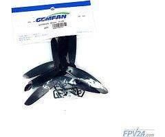 Gemfan 5045 5x4.5 ABS 3-Blatt-Propeller - Schwarz (2xCW, 2xCCW)
