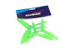 Gemfan 5045 5x4.5 ABS 3-Blatt-Propeller - Grün (2xCW, 2xCCW)