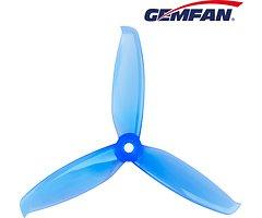 Gemfan 5042 5x4,2 WinDancer 3-Blatt-Propeller - Blau (2xCW, 2xCCW)