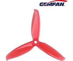 Gemfan 5042 5x4,2 WinDancer 3-Blatt-Propeller - Rot (2xCW, 2xCCW)