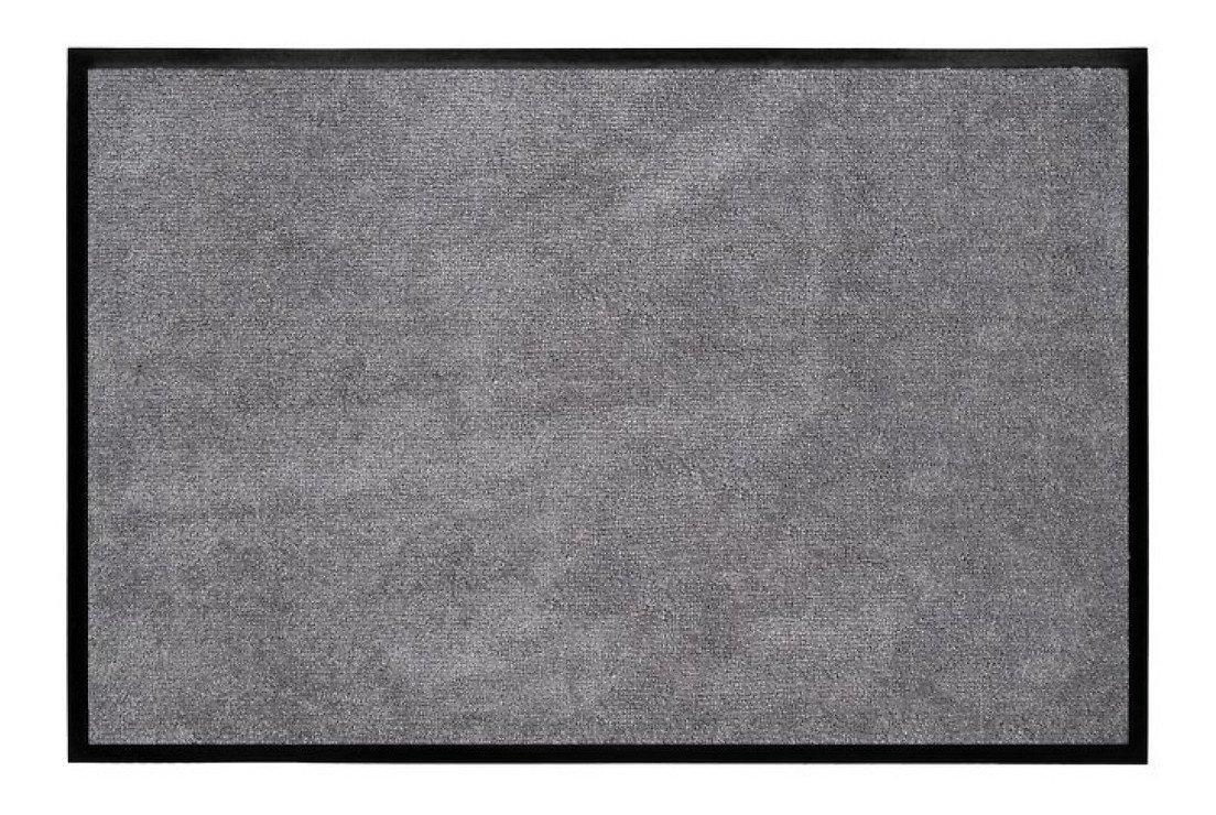 Gift Company Fußmatte waschbar 50 x 75 cm anthrazit - Pic 1