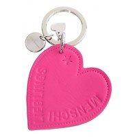 Gift Company Schlüsselanhänger Lieblingsmensch Leder pink