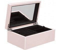 Gift Company Schmuckbox Tang S mit Spiegel 22 cm rosa