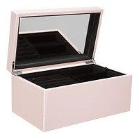 Gift Company Schmuckbox Tang M mit Spiegel 28 cm blush rosa