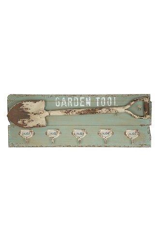 Gift Company Garderobe CAPTIVA Garden Tool mit 5 Haken