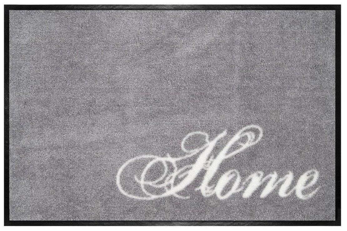 gift company fu matte home waschbar 75 x 50cm grau kaufen. Black Bedroom Furniture Sets. Home Design Ideas