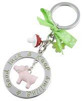Gift Company Schlüsselanhänger Good Luck Schwein