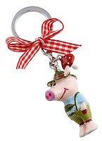 Gift Company Schlüsselanhänger Dirndlschwein