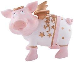 Gift Company Spardose Schutzengelschwein