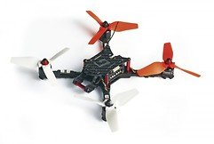 Graupner FPV Quadrocopter Alpha170Q 3D für HoTT